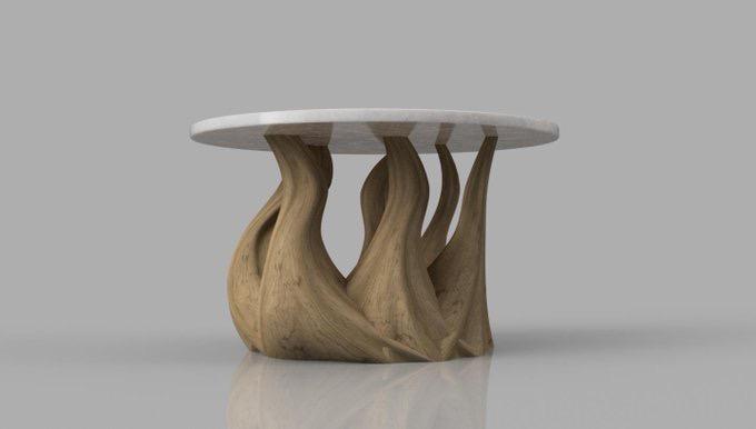 アートテーブル